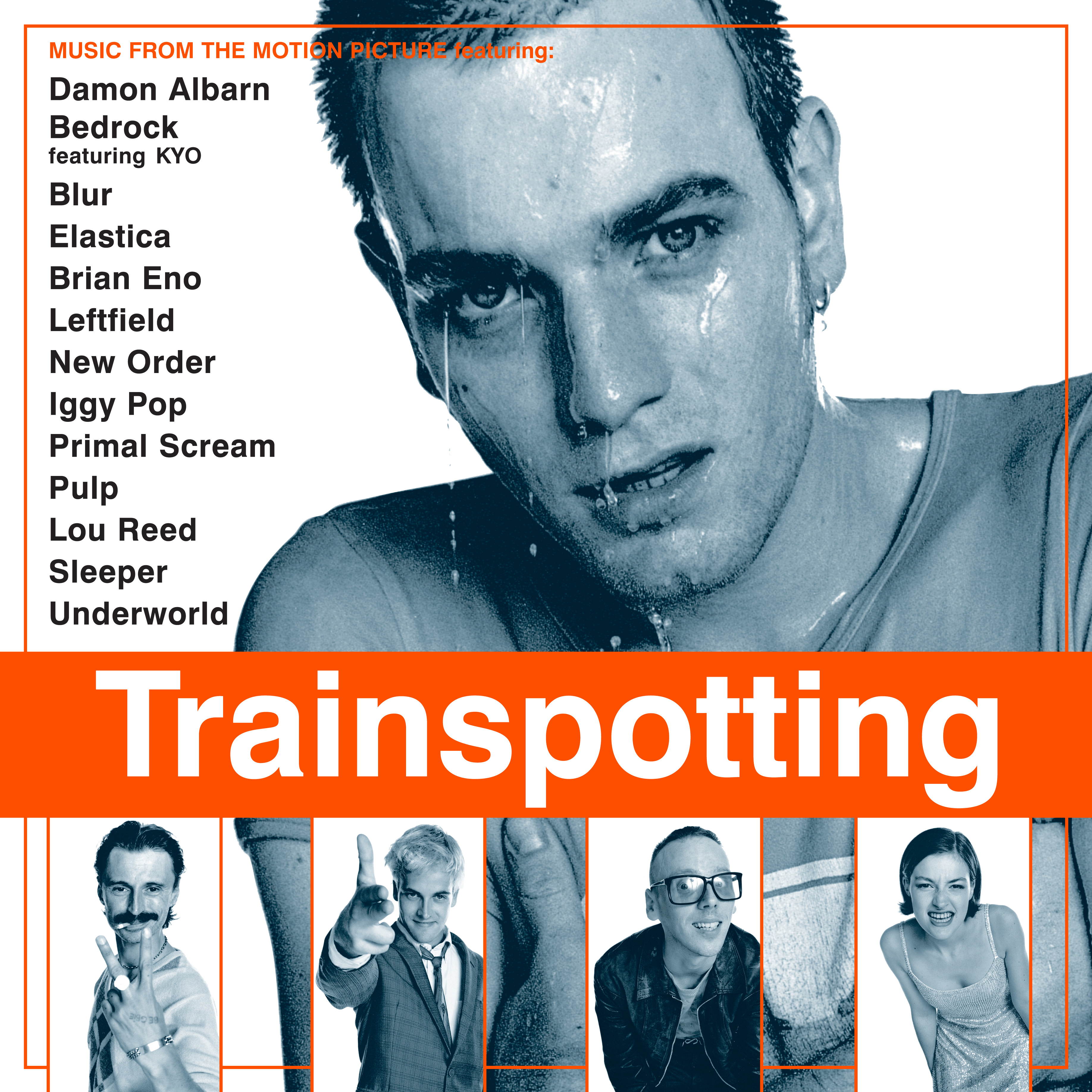 Primal Scream / Leftfield - Trainspotting / A Final Hit