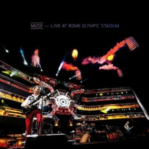 LIVE AT ROME OLYMPIC STADIUM  JULY 2013 (CD+BLURAY)